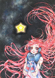 Wish upon a star by Hsk0254