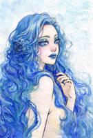 Blue by Hsk0254
