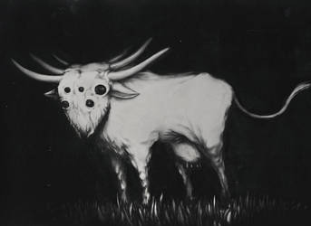 Cow 1 by anti-vedel