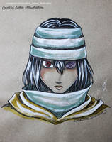 Sketch Sasuke Uchiha - Fanart Naruto The Last by CrisEsHer