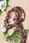 Sephilos girl collection  - Ayumi OC by CrisEsHer