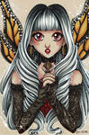 Sephilos girl collection - Miyu OC 3 by CrisEsHer
