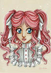 Sephilos girl collection - Mia OC 10 by CrisEsHer
