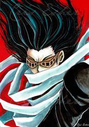 Shota Aizawa - Boku no Hero Academia by CrisEsHer