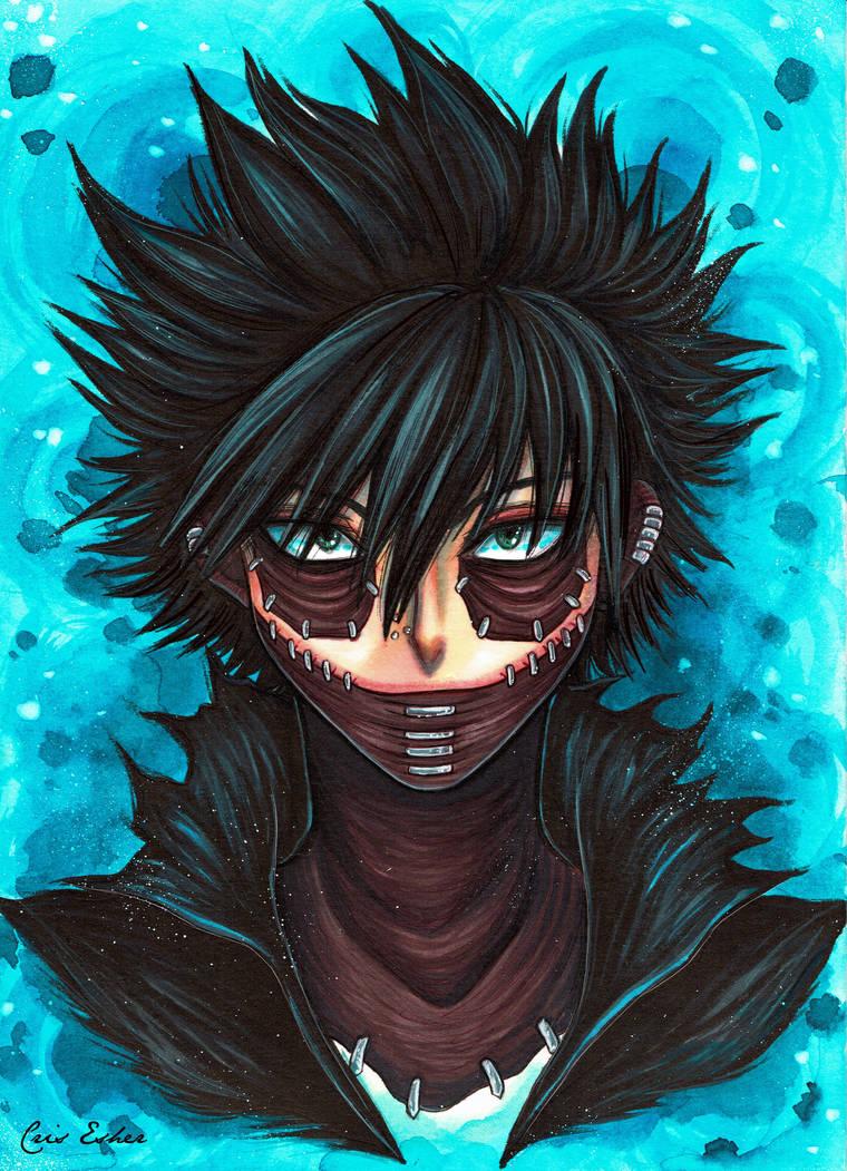 Dabi - Fanart Boku no Hero by CrisEsHer