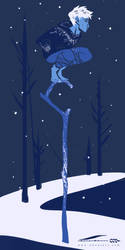 Jack Frost by Doodlee-a