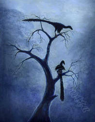 Somber Dawn by amorousdino