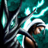 Dracomorph 2 by Aurihalcon