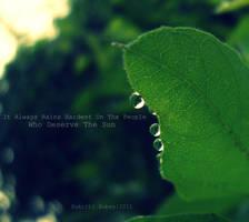 Rain by SukKuheArTs