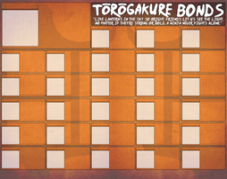 Official Bonds Sheet by TraceofHatred