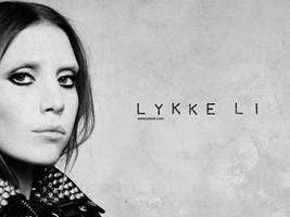 Lykke Li by markogolubovic