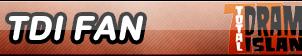 TDI fan button by Pixelated--Coffee