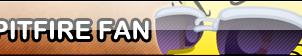 Spitfire fan button by Pixelated--Coffee