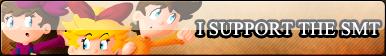 SMT fan button by Pixelated--Coffee
