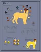 Kanu Reference Sheet 2014 by KanuTGL