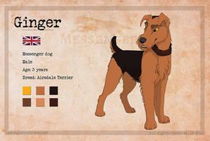 Messenger: Ginger by KanuTGL