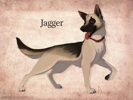Jagger by KanuTGL