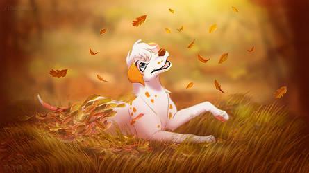 Autumn Gold by KanuTGL