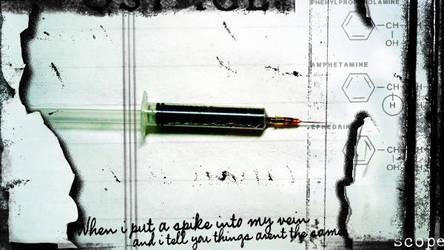 Heroin Addiction by scopezor