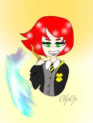 (C) Hufflepuff by MewieBee