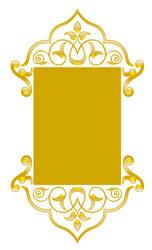 islamic border design by mashari