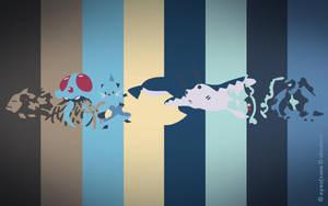 Pokemon Spectrum - Oceanwater by EYEofXANA