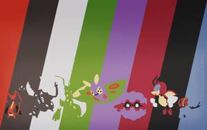 Pokemon Spectrum - Bug by EYEofXANA