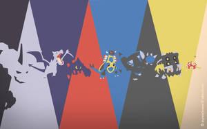 Pokemon Spectrum - Rock by EYEofXANA