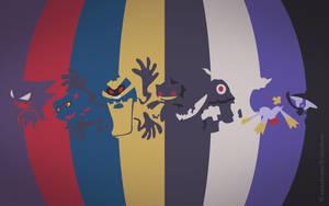Pokemon Spectrum - Ghost by EYEofXANA