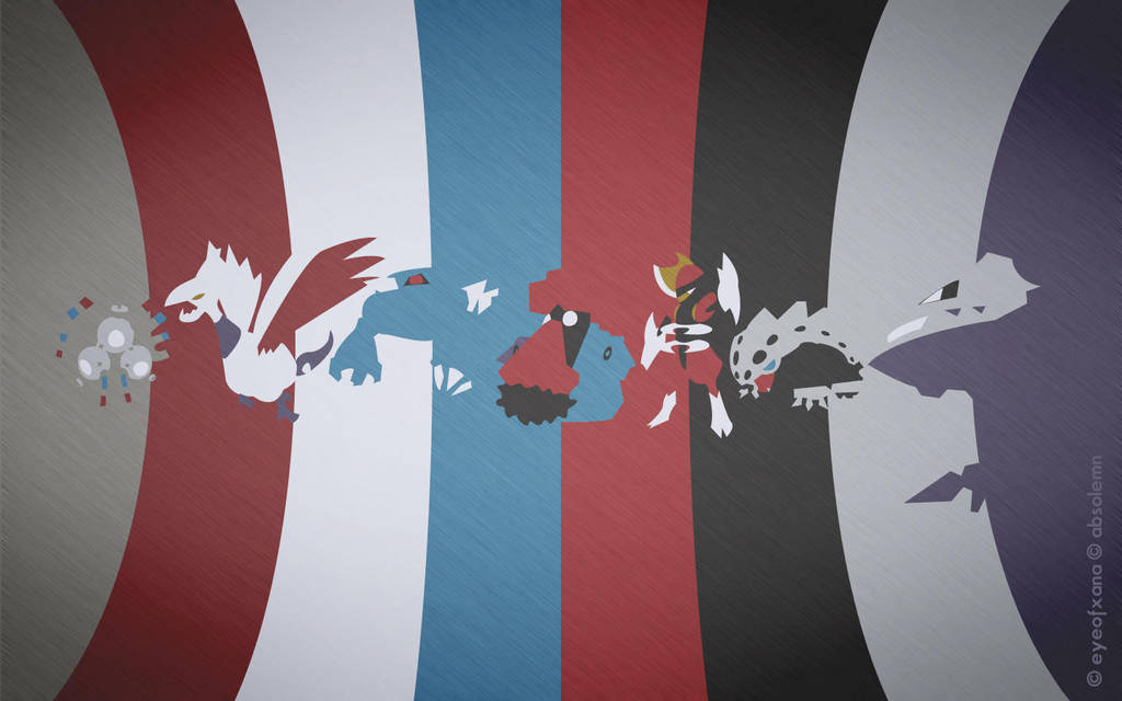 Pokemon Spectrum - Steel by EYEofXANA