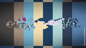 Pokemon Spectrum - Oceanwater (Revamp) by EYEofXANA