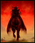 The Vampire Hunter D by Destinyfall