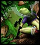 Ala Evil pixie commission by Destinyfall