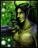 Danior_Enchanted friend by Destinyfall