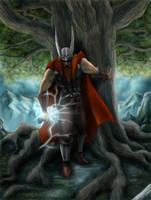 Donar's Oak by Destinyfall