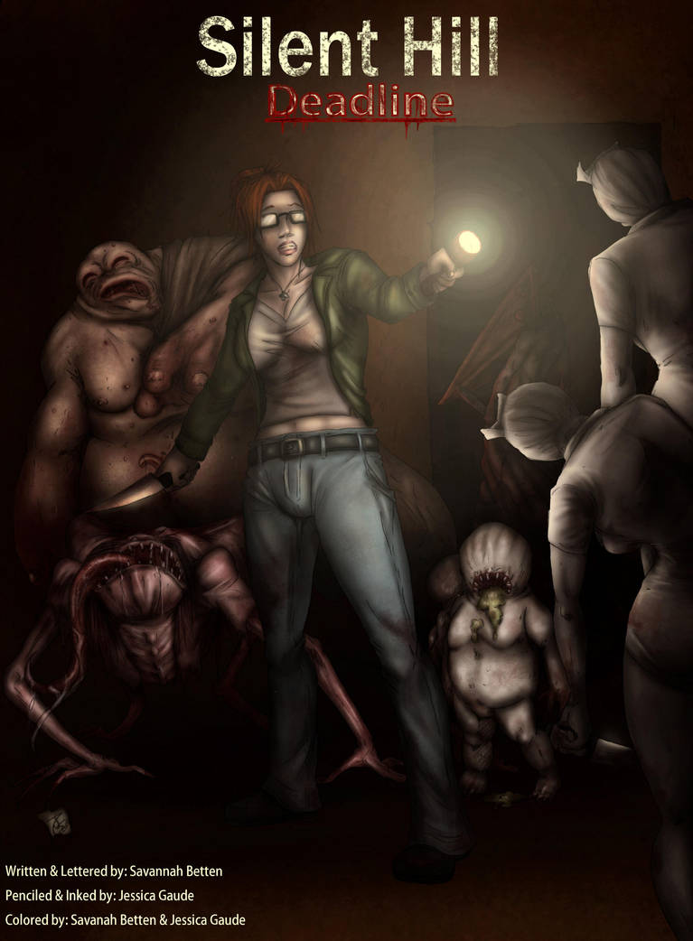Silent Hill-Deadline-Cover by Destinyfall