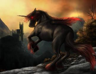 Night Runner by Destinyfall