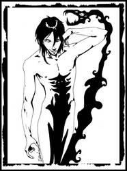 Sexy Alucard request by Destinyfall