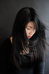 portrait 3 by freestockswirls