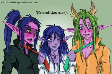 Warcraft .StormragesLovestory. by MalakiaLaGatta