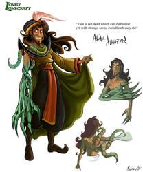 .The Mad Arab. by MalakiaLaGatta