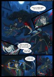 .Not So Unaware. Bloodborne 1-4. by MalakiaLaGatta