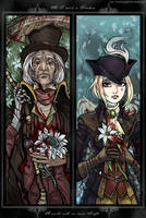 .Bloodborne: No more night. by MalakiaLaGatta