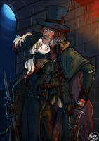 .Not So Unaware - Bloodborne. by MalakiaLaGatta
