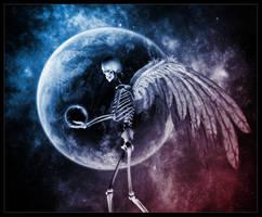 Interstellar death II by Funerium