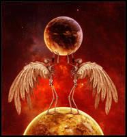 Interstellar death V by Funerium