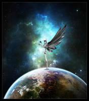 Interstellar death IX by Funerium