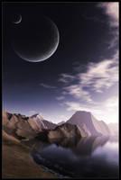 Barren worlds by Funerium