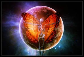 Interstellar death XIII by Funerium