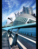 Cities of the future IV by Funerium